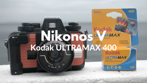 Nikonos V - Underwater 35mm FILM CAMERA