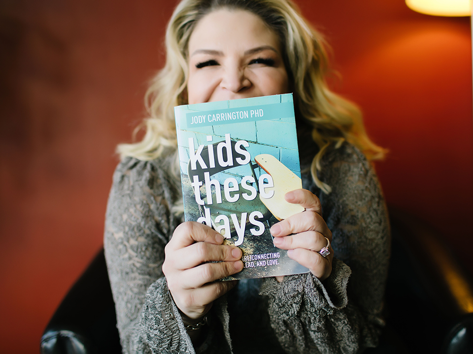 Kids These Days: a game plan for (re)connecting with those we teach, love, & lead—available now!