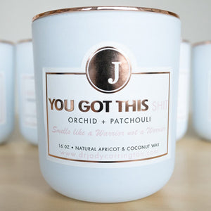 Signature 16oz Candle Collection