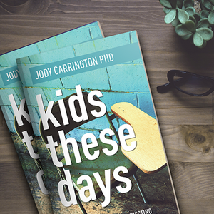 Kids These Days: A Game Plan For (Re)Connecting with Those We Teach, Lead, & Love. (Discount Pricing on Orders of 10 or more.  email: paigecouros@gmail.com)