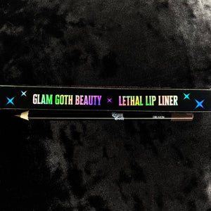 GLAM GOTH BEAUTY OBLIVION LIP LINER