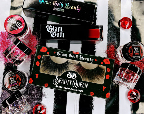 Glam Goth Beauty Killer Queens Bundle