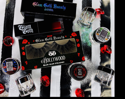 Glam Goth Beauty Starlet Bundle