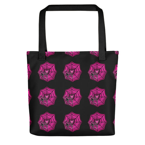 PINK WIDOW TOTE