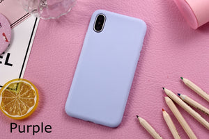Coque mate Summer Color | iPhone