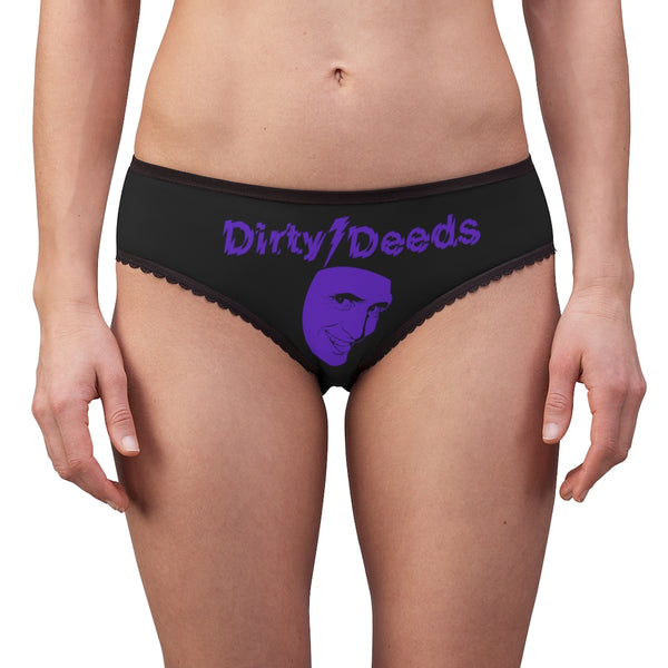 DIRTY DEEDS panties