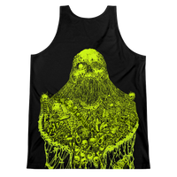 DARK BONE TANK TOP