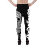 BODY VOID 'SKULLROOTS' Leggings