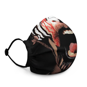 COVID CONSPIRACY mask
