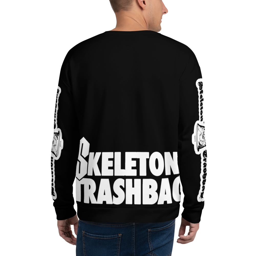SKELETON SWEATBAG