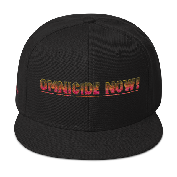OMNICIDE NOW!