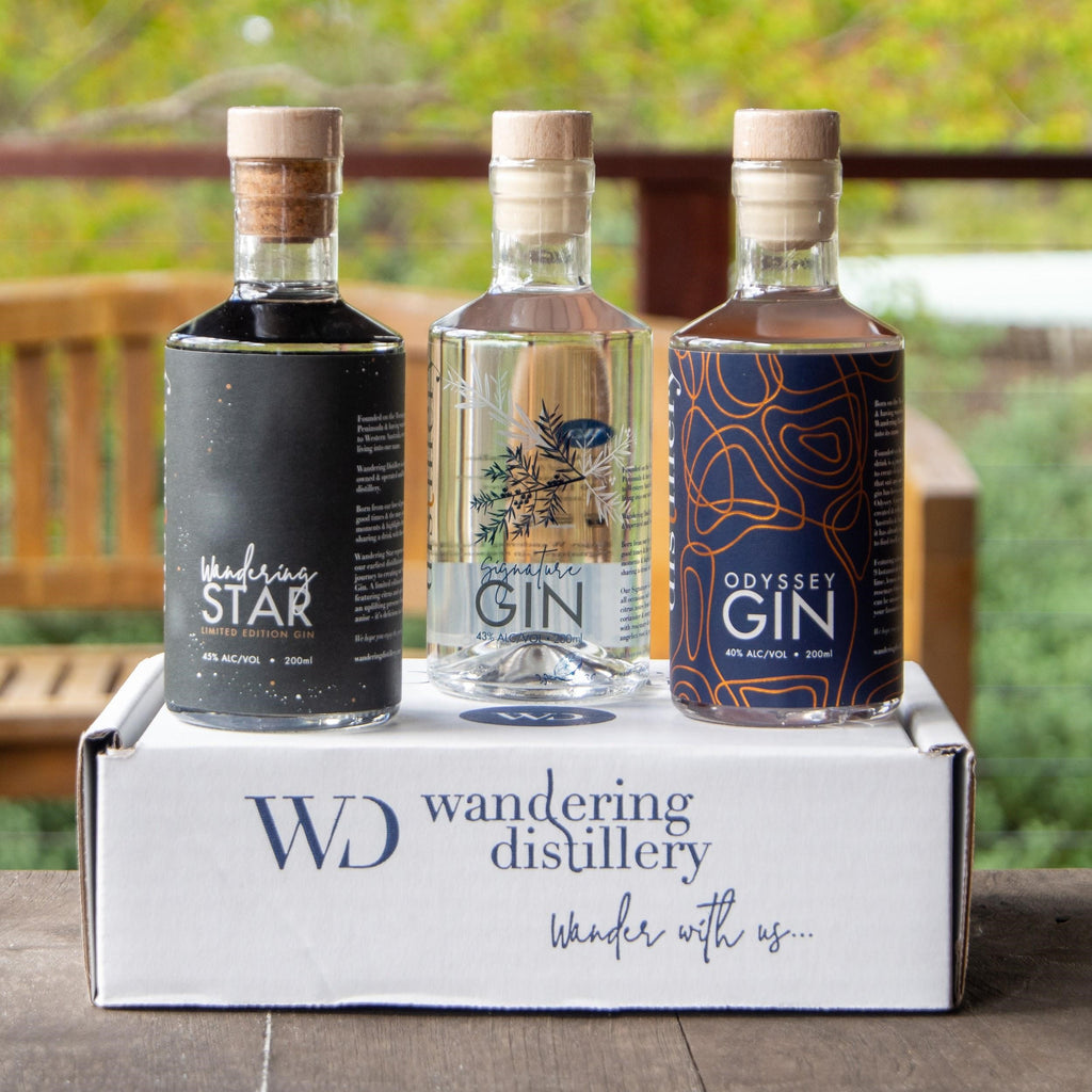 Gin Three Pack