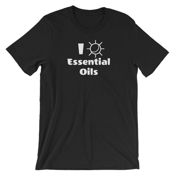 I Love Essential Oils Unisex T-Shirt