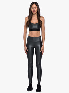 Koral Lustrous High Rise Legging - Lead