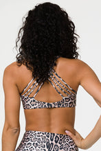 Load image into Gallery viewer, Onzie Chic Bra - Leopard