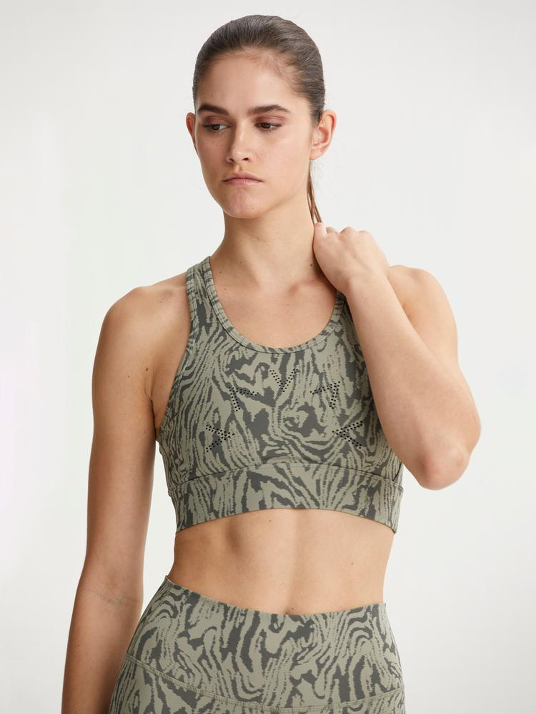 Varley Berkeley Bra- Distorted Grain