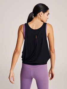 Varley Buckley Tank - Black