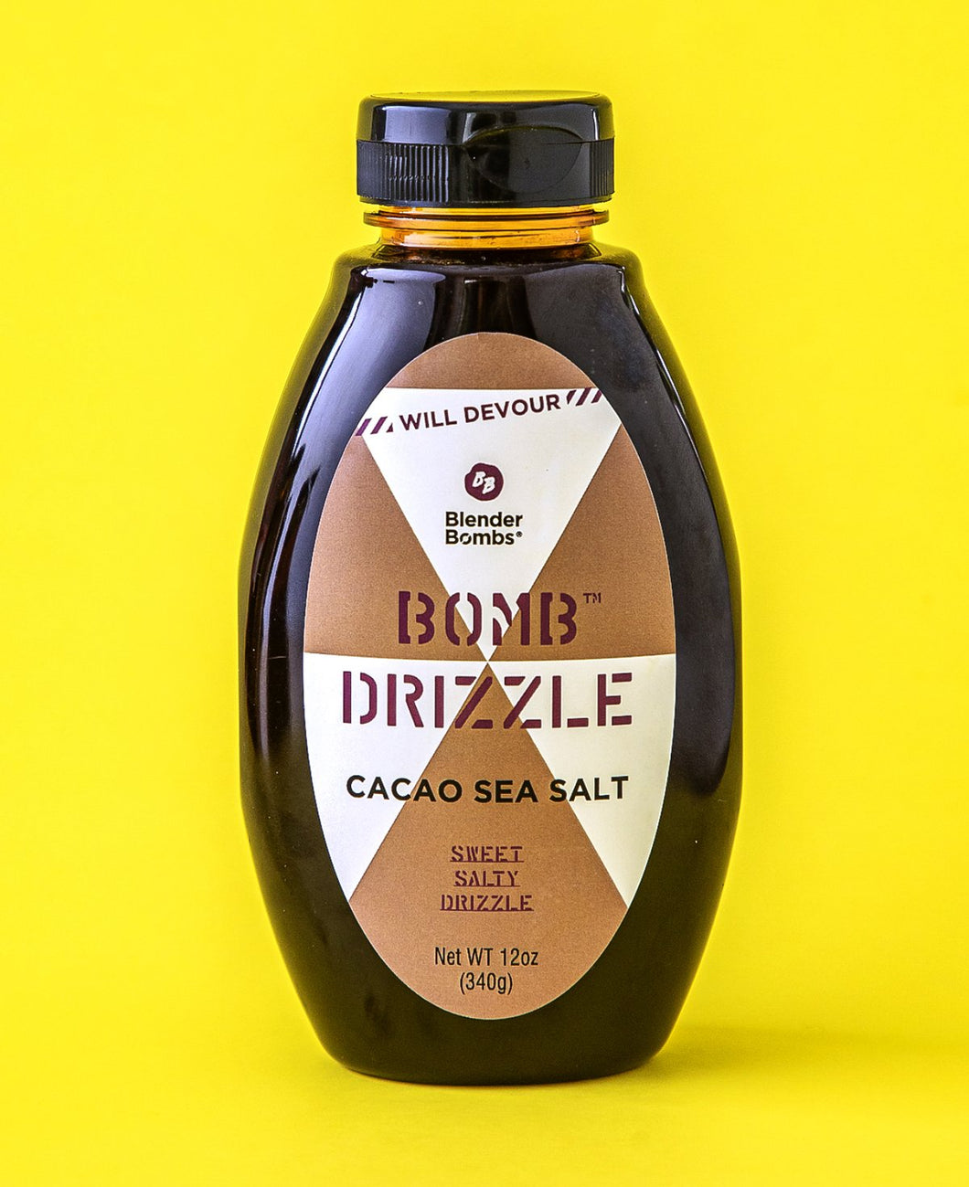 Bomb Drizzle Cacao Sea Salt