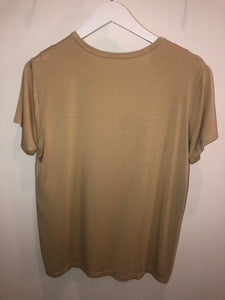 Softwear Tee -Tan