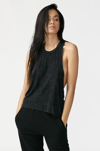 Joah Brown Phases Twist back Tank