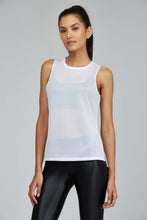 Load image into Gallery viewer, Noli Yoga Infinity Tank - White