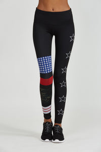 Noli Yoga Rebel Legging - Black