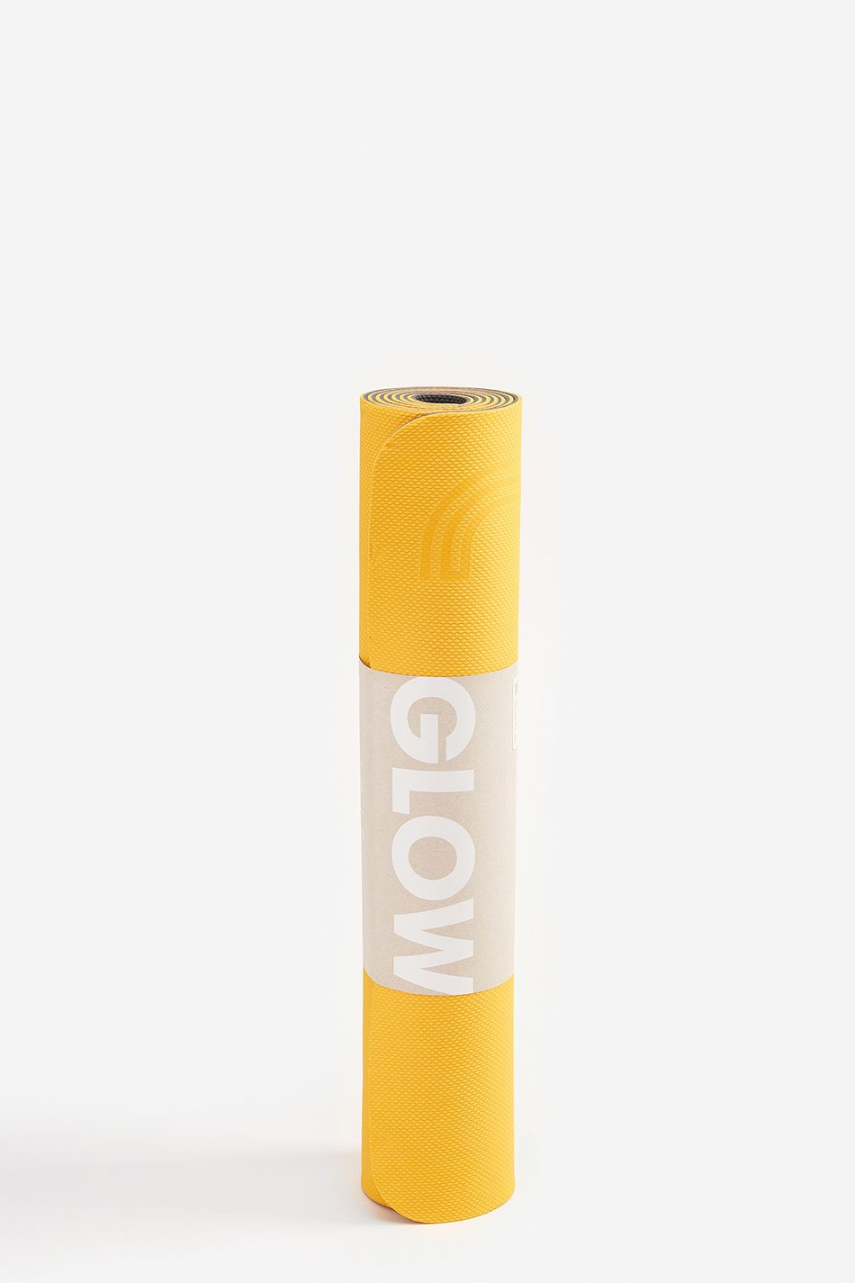 Lole Glow Yoga Mat - Yellow