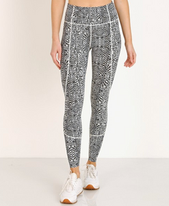Varley Bedford Legging - Feather Fragments