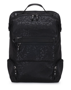 ANDI Backpack - Black Leopard