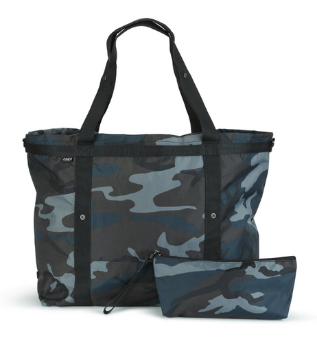 ANDI Tote Bag XL - Ink Camo