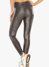 Load image into Gallery viewer, Koral Lustrous High Rise Legging- Leopard Lead