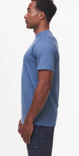 Load image into Gallery viewer, Tasc Carrollton T-Shirt- Indigo Heather