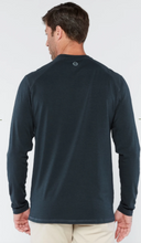 Load image into Gallery viewer, Tasc Carrollton Long Sleeve T-Shirt- Gunmetal