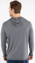 Load image into Gallery viewer, Tasc Carrollton Lightweight Hoodie - Black Heather