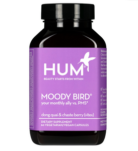 HUM Nutrition- Moody Bird