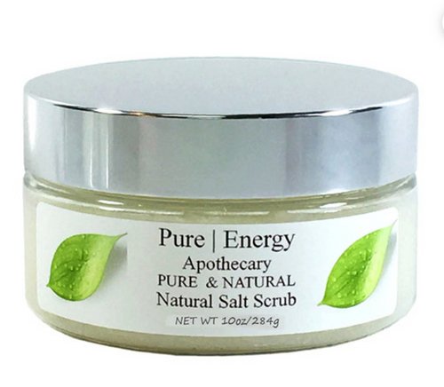 Pure Energy Apothecary- Salt Scrub