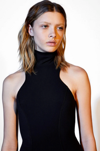 Vimmia Turtleneck Tank-Windsor Black