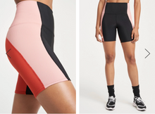 Load image into Gallery viewer, Beach Riot Ribbed Bike Short-Pink