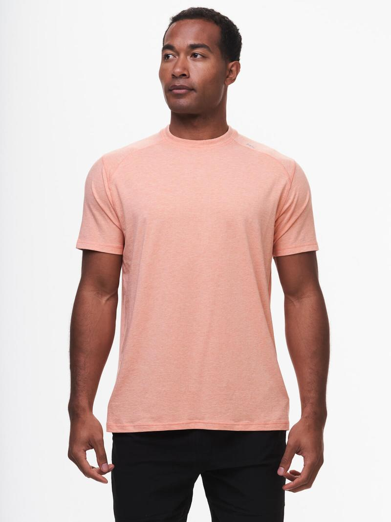 Tasc Carrollton T-Shirt-Citrus Heather