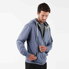 Load image into Gallery viewer, Vuori Movement Hoodie - Navy Heather