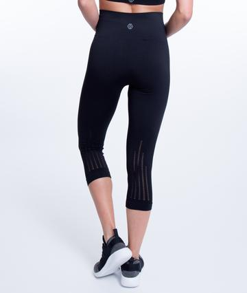 Climawear Set the Pace Capri - Black