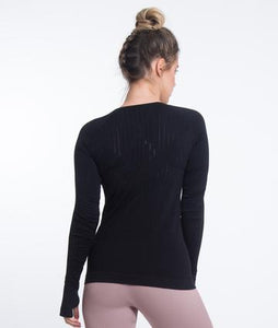 Climawear Yasmine Long Sleeve - Black
