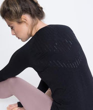 Load image into Gallery viewer, Climawear Yasmine Long Sleeve - Black