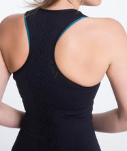 Load image into Gallery viewer, Climawear Jules Singlet Tank - Black