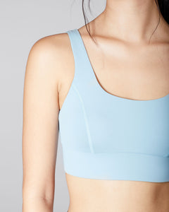 MICHI Wave Bra - Sky Blue