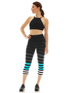 K-Deer Capri - Ruth Stripe