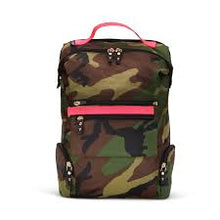 Load image into Gallery viewer, ANDI Backpack - Camo Pop Pink