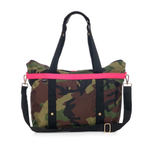 ANDI Large- Camo Pop Pink