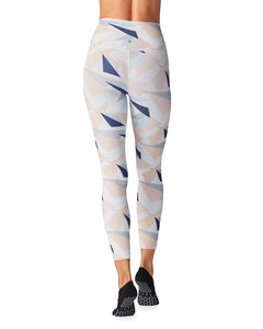 Tavi Noir High Waisted 7/8 Legging - Geo