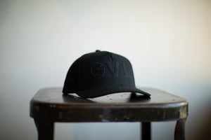 Billiam GVL Hat - Black/Black